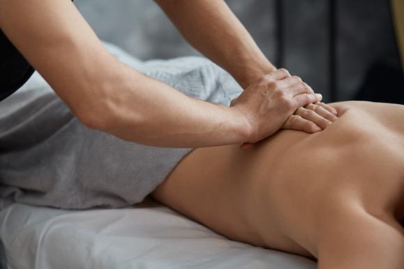 Séance massage thérapeutique